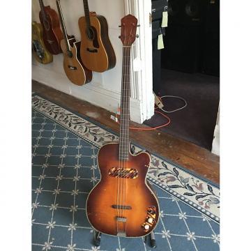 Custom Kay Thin Twin K162 Bass 1950's Tobacco Burst