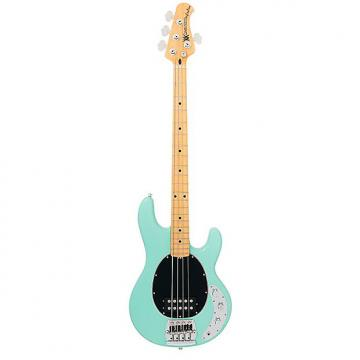 Custom Music Man StingRay Old Smoothie Bass MN Mint Green Pre-Order