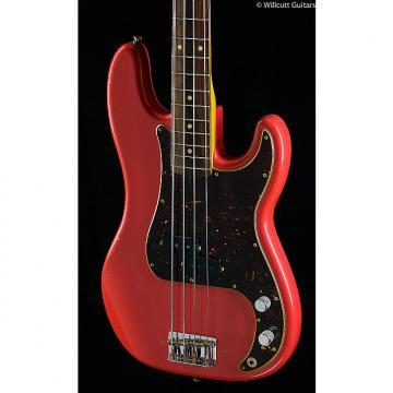 Custom Fender Custom Shop Pino Palladino Precision Bass Fiesta Red (150)