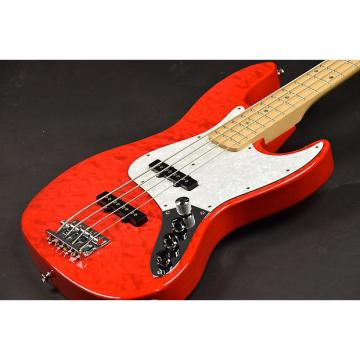 Custom Edwards E-T-125BZ  - L'Arc-en-Ciel Tetsuya Signature See Thru Festa Red