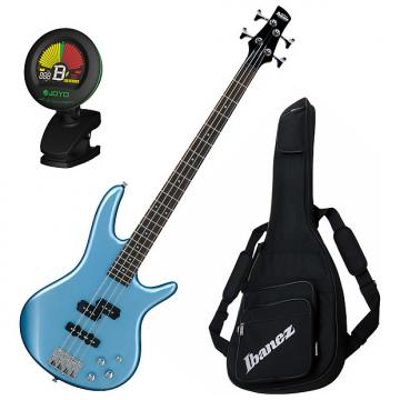 Custom Ibanez GSR200SDL 4-String Electric Bass Bundle