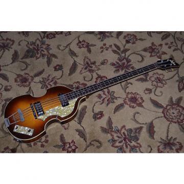 Custom 1964 1965 Hofner Beatle Bass model 500/1 Sir Paul Excellent Vintage  Orig. Case