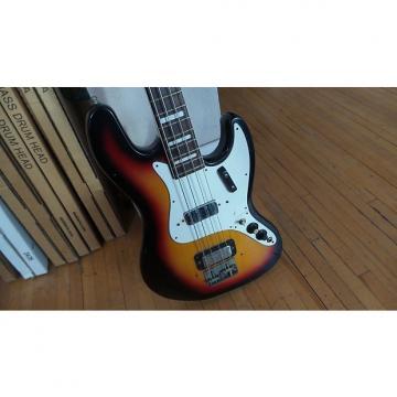 Custom Encore Vintage 1970's MIJ Encore J Style Bass Guitar