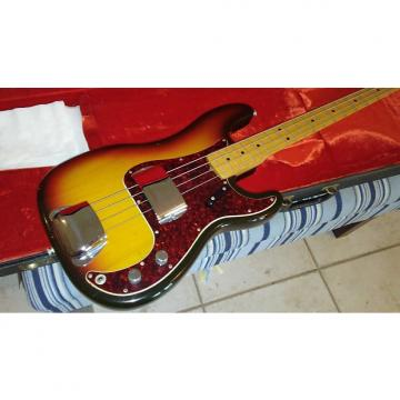 Custom Fender Precision 1971 Sunburst