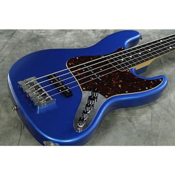 Custom Navigator JB760SL-5 FL Fretless Bass