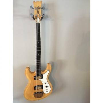 Custom Univox Bass Vintage Short Scale Hi Flyer Hi Flyer 1970's Blonde