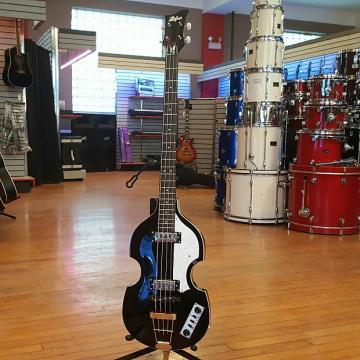 Custom Hofner Beatle Bass