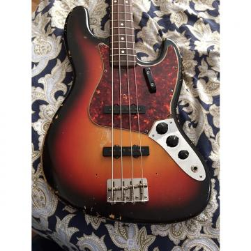 Custom Fender Jazz Bass 1964 Sunburst
