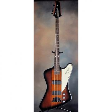 Custom 2009 Gibson Thunderbird bass Sunburst
