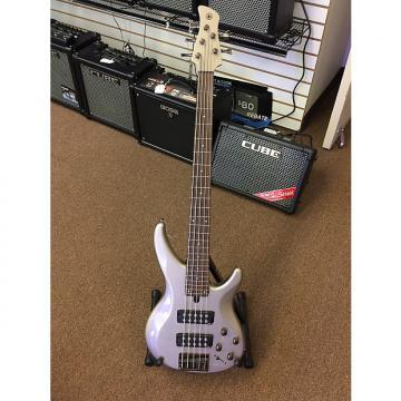 Custom Yamaha TRBX305PWT 2016 5-String Bass