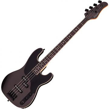 Custom Schecter Michael Anthony Electric Bass Carbon Grey