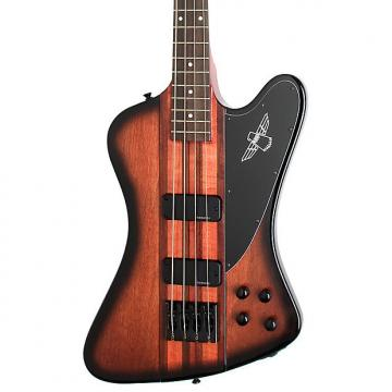 Custom Epiphone Thunderbird Pro IV Bass (4 String), Vintage Sunburst, Black Hardware