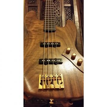 Custom Warmoth American  Jazz 2015 Walnut