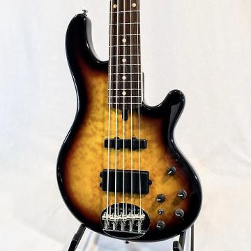 Custom Lakland Skyline Deluxe 55-02 5-String Electric Bass