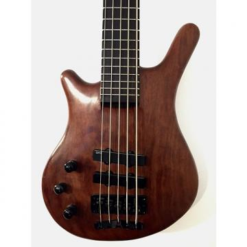 Custom Warwick Thumb 5 String Left handed bass guitar