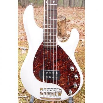 Custom Sterling by Music Man Ray35-TWB 2013 Transparent White Blonde Limited Edition