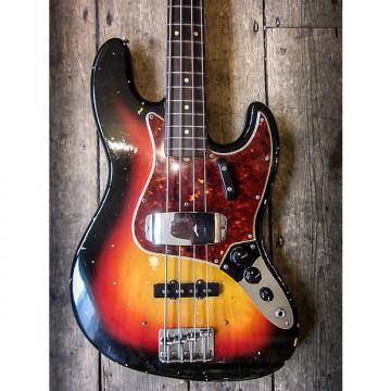 Custom 1964 Fender Jazz Bass Sunburst