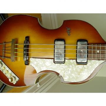 Custom Hofner 500/1 Cavern 1961 (NOT A RE-ISSUE)