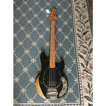 Custom Music Man Stingray Bass Guitar 1977 Black