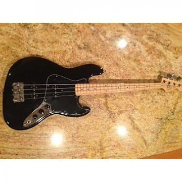 Custom Fender Jazz Bass 1983