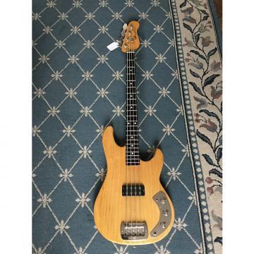 Custom G&L L-1000 Bass Guitar 1982 Natural Ash