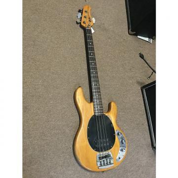 Custom Music Man Stingray Bass Guitar 1979 Natural