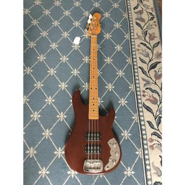 Custom G&L L-2000 Bass Guitar 1982 Natural Mahogany