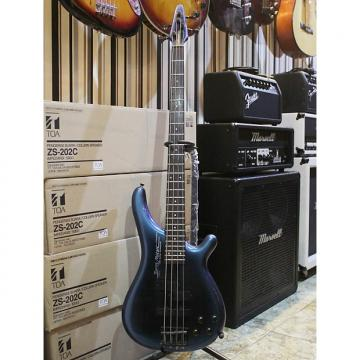 Custom Tune Bass Maniac TBJ-42 80s Active 4str MIJ, Blueburst