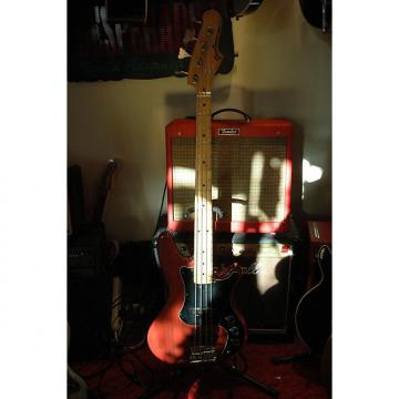 Custom Yamaha Super Bass 600 70's Red