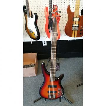 Custom Ibanez Soundgear SR375 5-String Bass FLOOR MODEL MINT