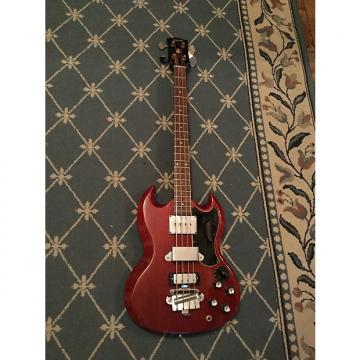 Custom Gibson EB-3 Bass Guitar 1965 Cherry