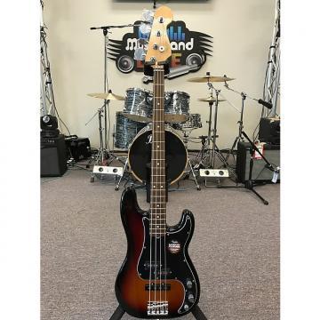 "Custom Fender 2016 Limited Edition American Standard ""PJ"" Bass 2016 3 Color Sunburst"