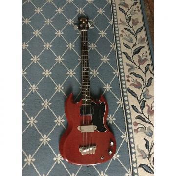 Custom Gibson EB-0 Bass Guitar 1961 Cherry
