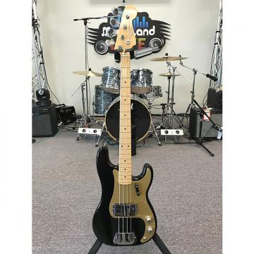Custom Fender American Vintage '58 Precision Bass Black