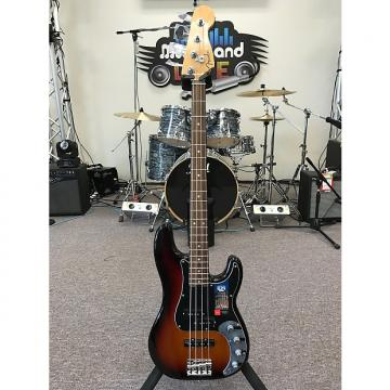 Custom Fender American Elite Precision Bass 2015 3 Color Sunburst