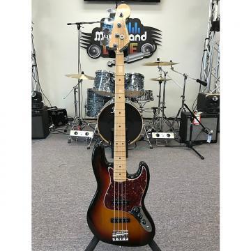 Custom Fender American Standard Jazz Bass 2007 3 Tone Sunburst