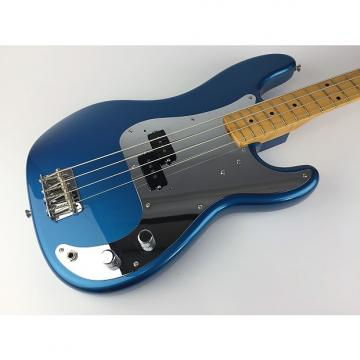 Custom Fender Masterbuilt '59 P-Bass NOS 2016 Chrome Blue