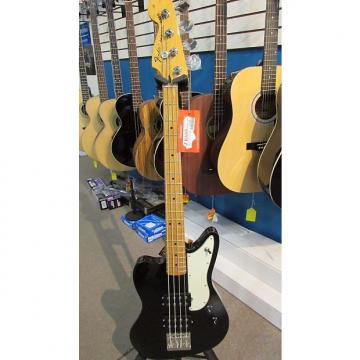Custom Fender Pawn Shop Reverse Jaguar Electric Bass Guitar