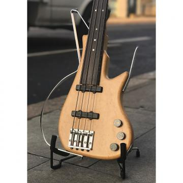 Custom Roger Giffin Luis Jardim Fretless *Used on Slave To The Rhythm by Grace Jones*