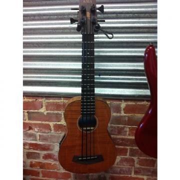 Custom Kala Exotic Mahogany UBass
