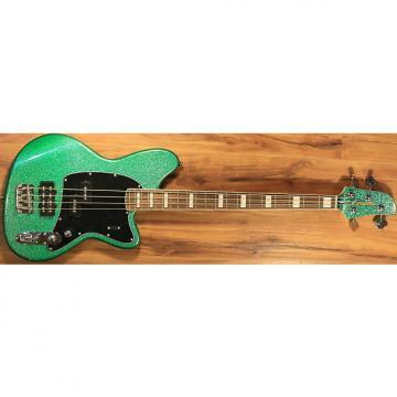 Custom Ibanez TMB310-TSP 2016 Turquoise Sparkle