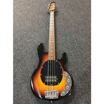 Custom MUSIC MAN Stingray 3 Band EQ, 4 String Bass Guitar, Sunburst, INC: Hard Case