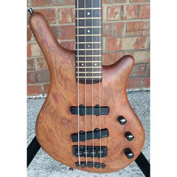 Custom Warwick Thumb neck-through 1988