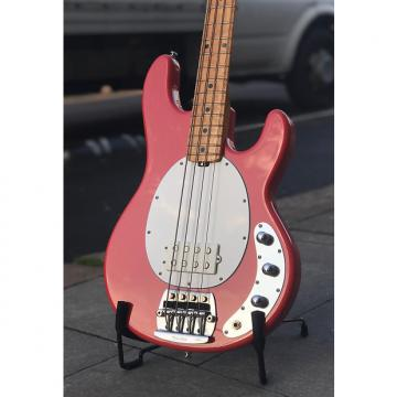 Custom Ernie Ball Music Man Classic StingRay 4 Coral Red