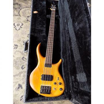 Custom Tobias Growler 4 String Bass USA 'project' year? Natural