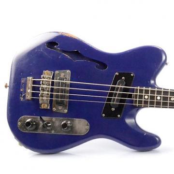 Custom 1970's JOLANA Iris Bass Telecaster Style Electric Bass Guitar Rare Czech #27164