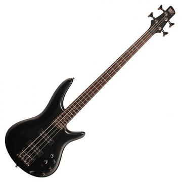 Custom Ibanez SR300E-IPT Gio Bass Guitar, Iron Pewter - SR300E-IPT