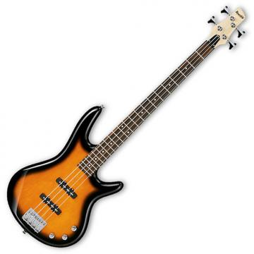 Custom Ibanez GSR180 Gio Bass Guitar, Brown Sunburst - GSR180-BS