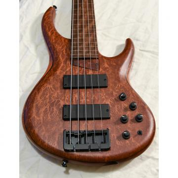 Custom MTD 535 fretless
