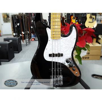 Custom Fender  Geddy Lee Signature Jazz Bass (USA)  Black